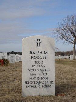 Ralph Mosley Hodges
