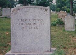 Albert Emerson Wilson