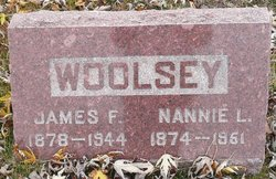 James Franklin Woolsey