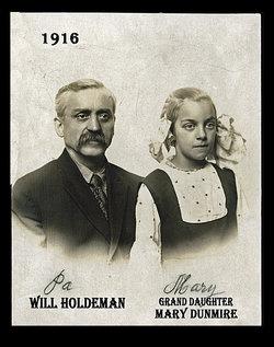 William B Holdeman