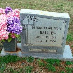 Brenda Carol <i>Ingle</i> Balliew