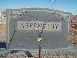 Adonirum Judson Jud Abernethy
