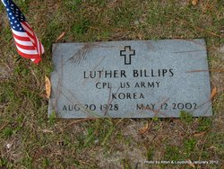 Luther Billips