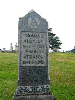 Maria <i>Buck</i> Atkinson