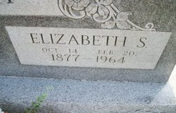 Elizabeth <i>Spence</i> Sharp