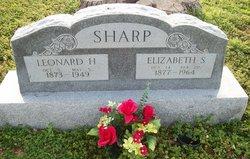 Leonard Hamilton Sharp