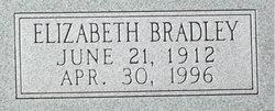 Elizabeth <i>Bradley</i> Ballew