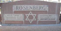 Nadine Lola <i>Miller</i> Rosenberg