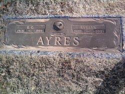 Evelyn <i>Barnett</i> Ayres
