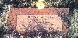 John Wesley John Jr. Nuttall