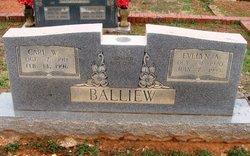 Evelyn <i>Amos</i> Balliew