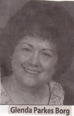 Glenda <i>Parkes</i> Borg