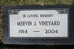 Rev Mervin J. Vineyard