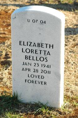 Elizabeth Loretta Bellos