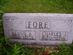 Charles J Fore