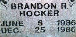 Brandon R Hooker
