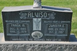 Eustacia Jenny Juanita <i>Moreno</i> Alviso