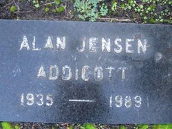 Alan Jensen Addicott