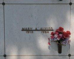 Mary <i>Aguilar</i> Alviso