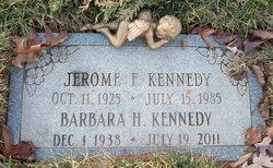 Barbara <i>Headley</i> Kennedy