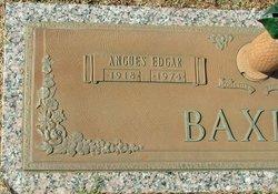 Angus Edgar Baxley