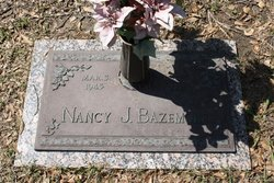 Nancy Julian <i>White</i> Bazemore