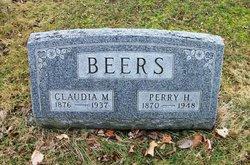 Claudia May <i>Stone</i> Beers