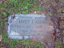 Kristy J. Adams