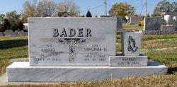 Josef Joe Bader