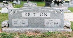 Minnie Britton
