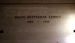 Grace <i>Heffernan</i> Arnold