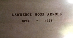 Lawrence Moss Arnold
