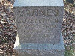 Elizabeth H. Barnes