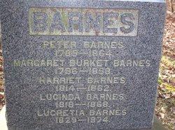 Lucretia Barnes