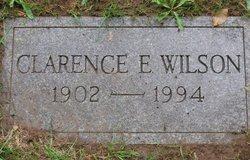 Clarence Eugene Wilson