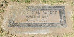 Jean Barnes