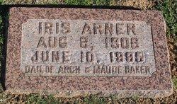 Iris <i>Baker</i> Arner