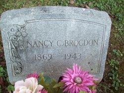 Nancy Callie <i>Rose</i> Brogdon