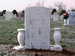 Charles William Baker
