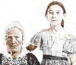 Frances Ann Jones Fannie <i>Bell</i> Gilmore