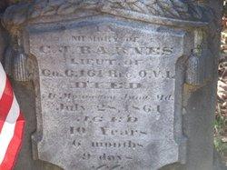C. J. Barnes