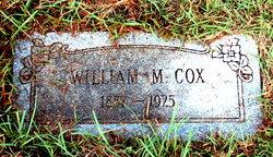 William Melvin Cox