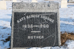 Catherine Barden Kate <i>O'Neill</i> Addoms