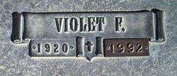 Violet Floreed <i>Killgore</i> Bruner