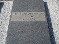 Ira Lou Bannach