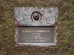 Edward E Anderson