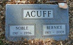 Bernice Eilene <i>Still</i> Acuff