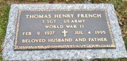 Thomas Henry French