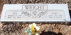 Ruby Lee <i>Drennen</i> Wright