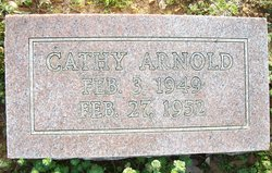 Cynthia Catherine Cathy Arnold
